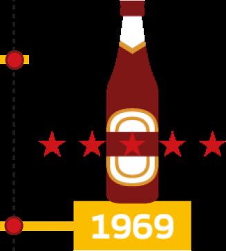 1969. Nacen las Cinco Estrellas