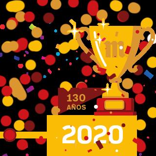 En 2020 cumplimos 130 años