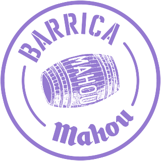 Barrica de Mahou original