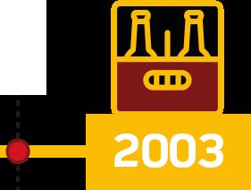 2003. Tradición y modernidad
