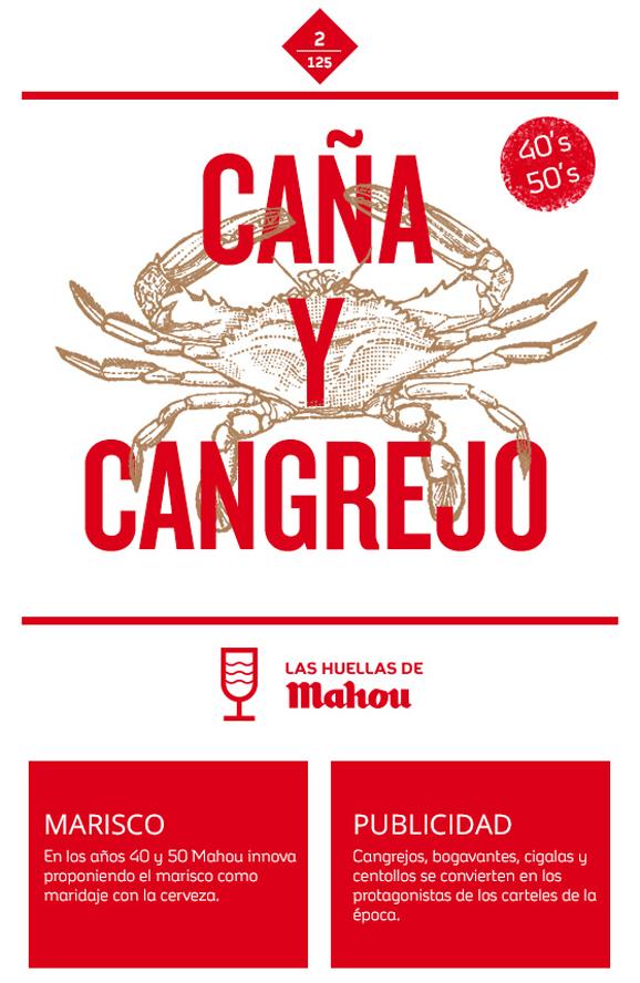 Huella 'Caña y Cangrejo'