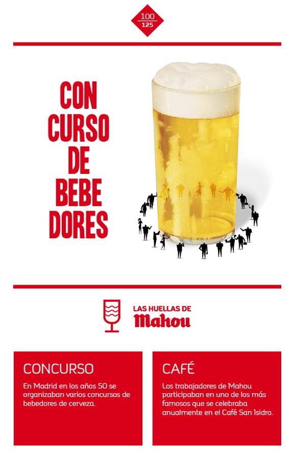 Huella 'Concurso de bebedores'