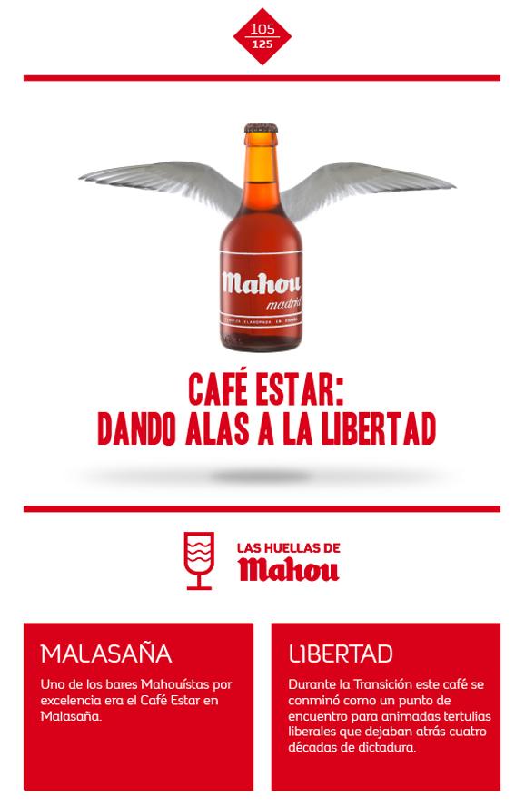 Huella 'Café Estar: dando alas a la libertad'