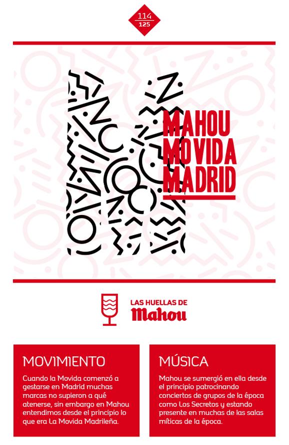Huella 'Mahou movida Madrid'