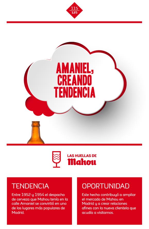 Huella 'Amaniel, creando tendencia'