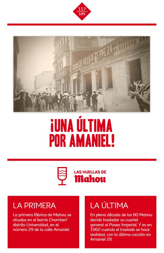 Huella '¡Una última por Amaniel!'