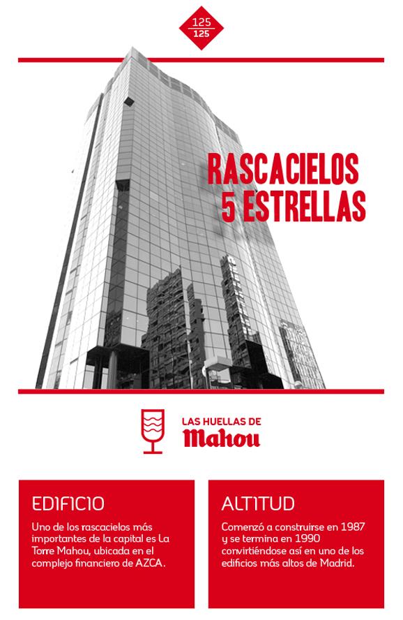 Huella 'Rascacielos 5 Estrellas'