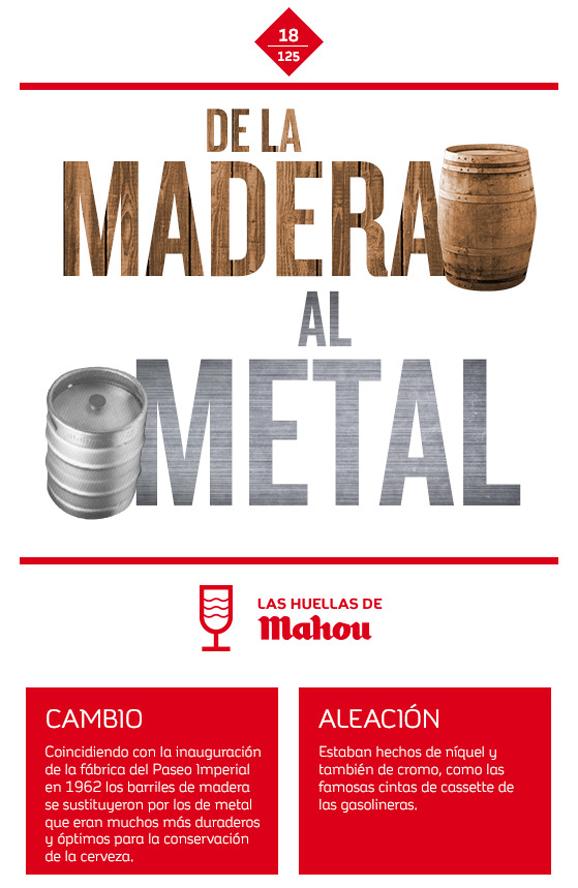 Huella 'De la Madera al Metal'