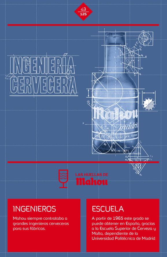 Huella 'Ingeniería Cervecera'