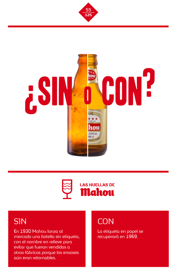 Huella '¿Sin o Con?'