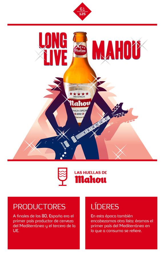 Huella 'Long Live Mahou'