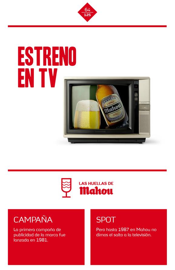 Huella 'Estreno en Televisión'