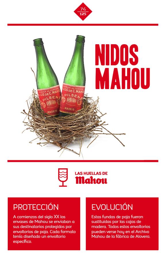 Huella 'Nidos Mahou'