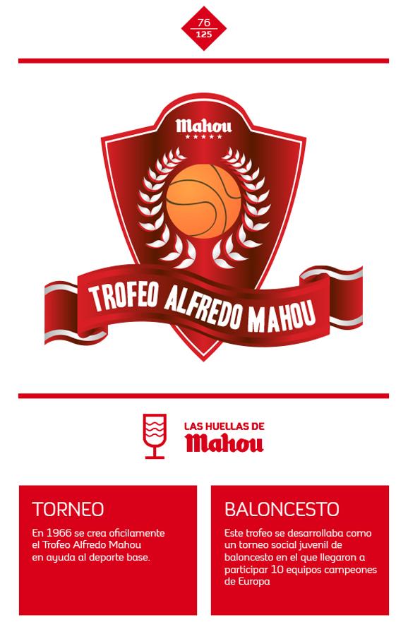 Huella 'Trofeo Alfredo Mahou'