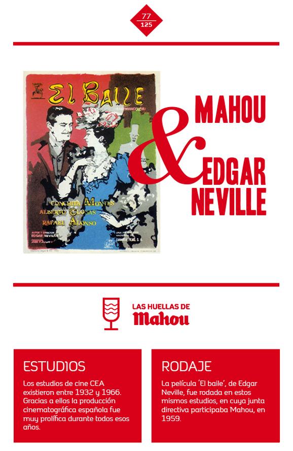 Huella 'Mahou & Edward Neville'