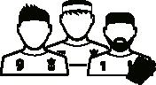 Ilustración jugadores