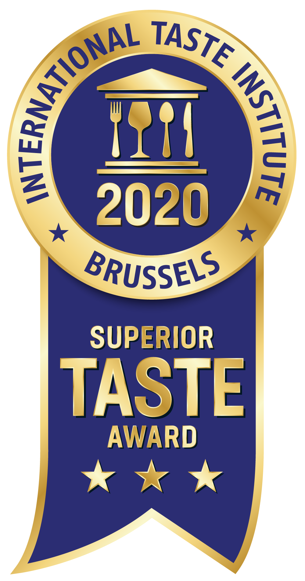International Taste Institute, Superior Taste Award