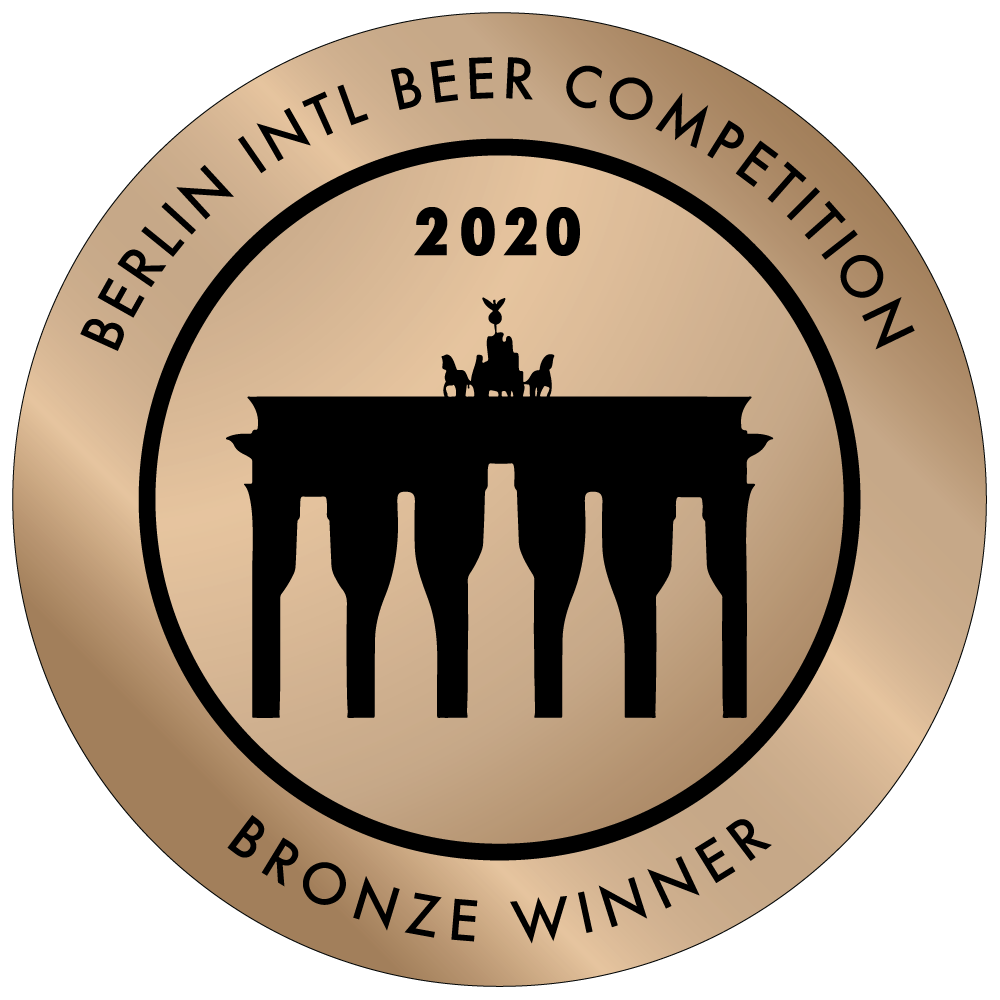 Berlin Intl Beer Competition, Bronce