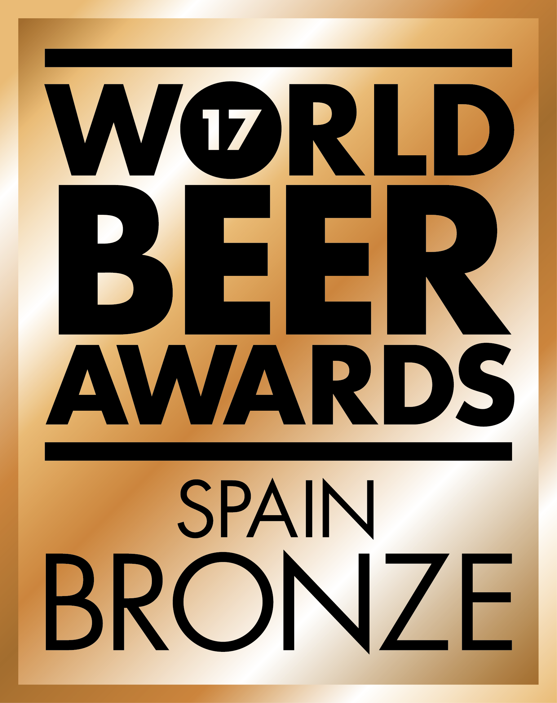 World Beer Awards, Bronce