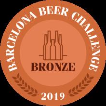Barcelona Beer Challenge, Bronce