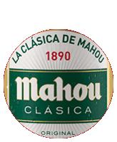 Etiqueta Mahou Clásica