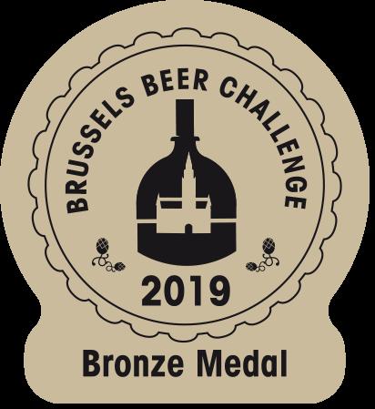 Bruselles Beer Challenge, Bronce