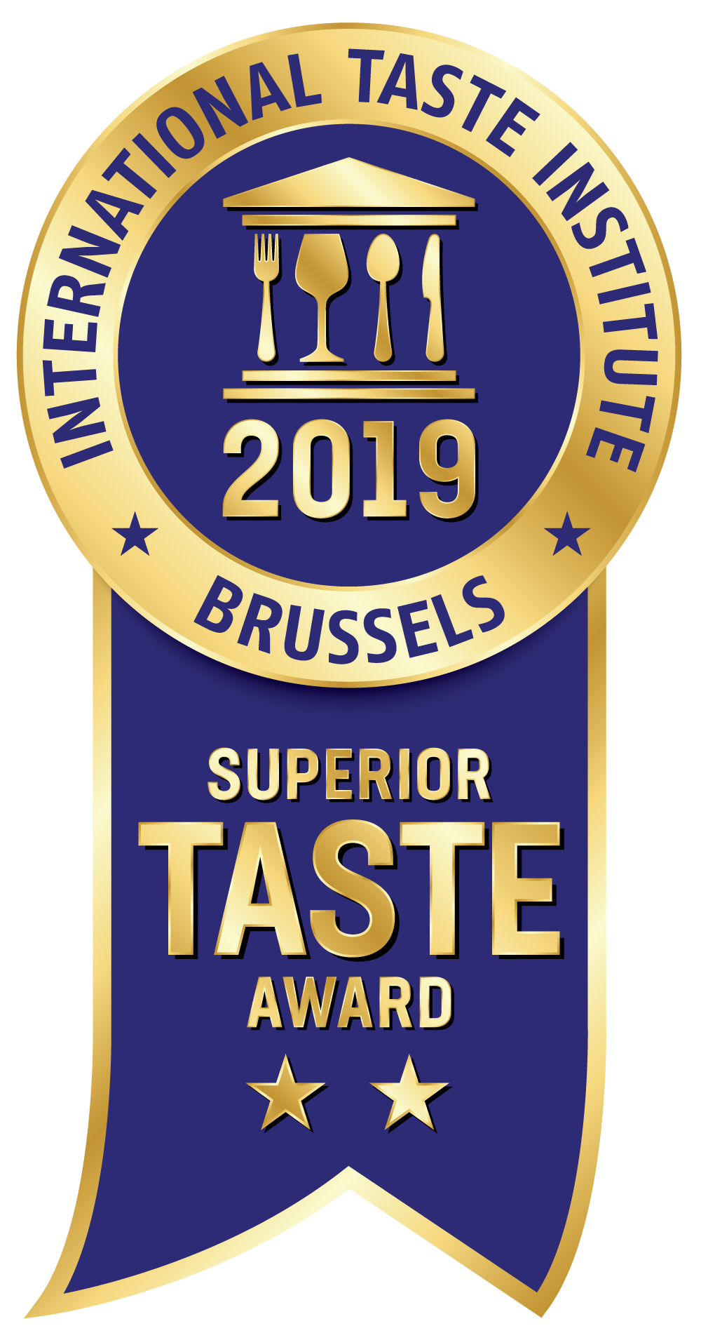 International Taste Institute Bruselles, 2 Estrellas