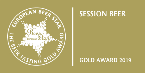 European beer Star, Session Beer, Oro
