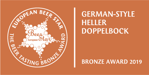 European Beer Star, German-style Heller Doppelbock, Bronce