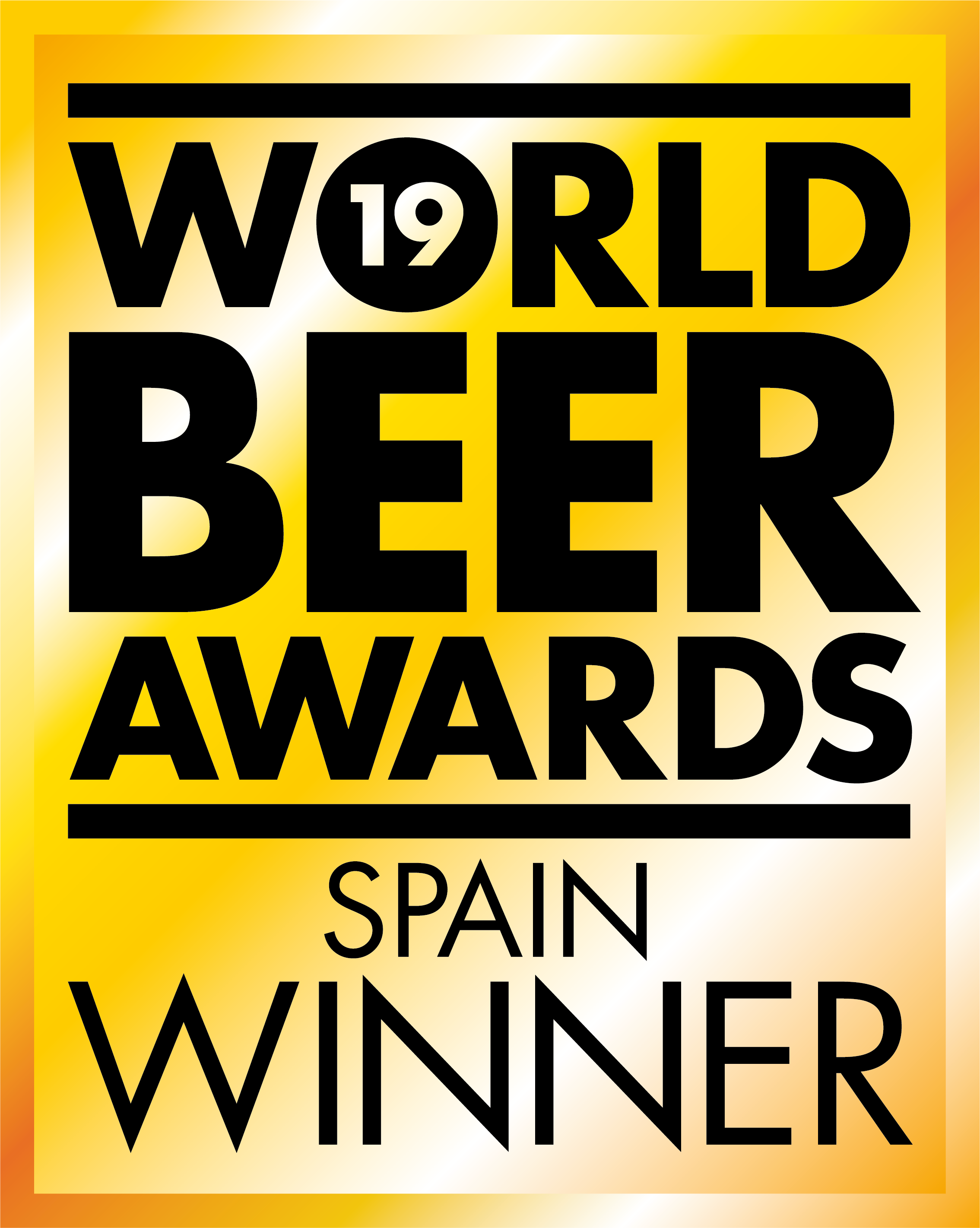 World Beer Awards, Oro