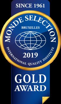 Monde Selection Bruxelles, Oro
